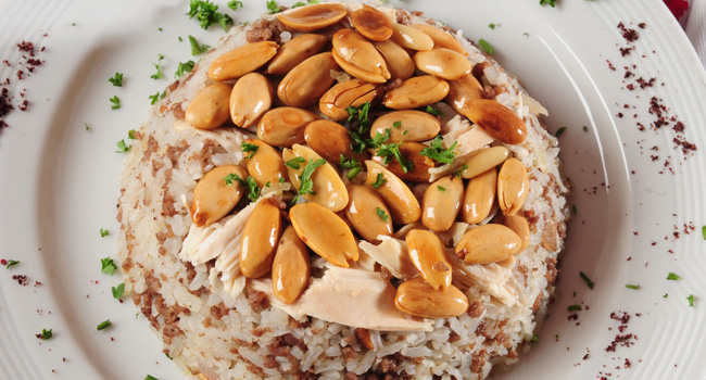 arroz-amendoa
