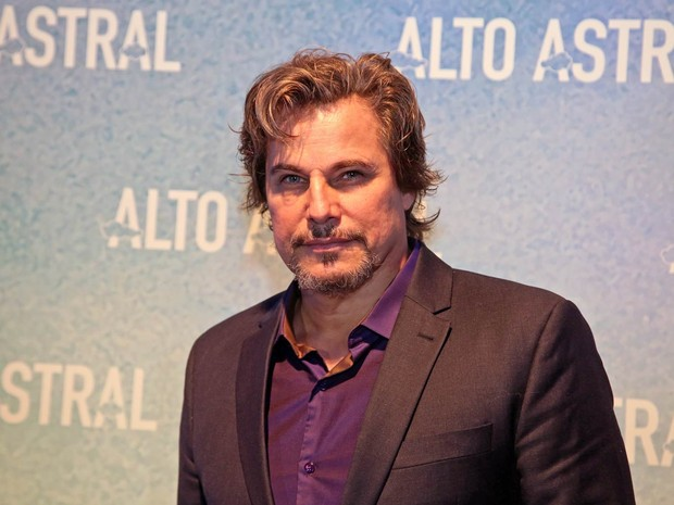 O ator Edson Celulari (Foto: Luciano Vicioni/TV Globo)