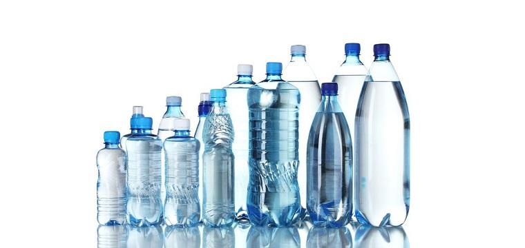 garrafa plástica